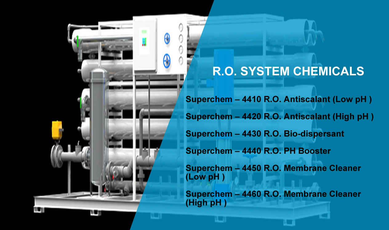 RO SYSTEM CHEMICALS